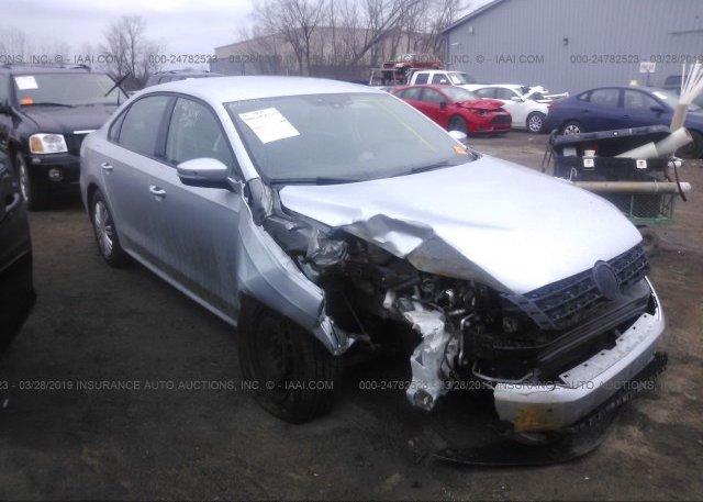 Inventory #370430350 2014 Volkswagen PASSAT