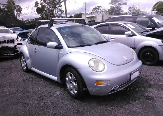 Inventory #538147657 2002 Volkswagen NEW BEETLE