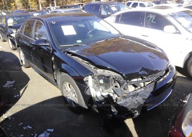 Inventory #411271915 2013 Chevrolet IMPALA