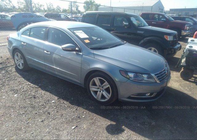Inventory #386632908 2013 Volkswagen CC