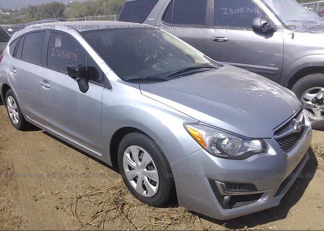 Inventory #381417627 2015 Subaru IMPREZA