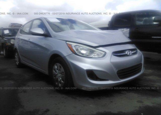 Inventory #342818539 2015 Hyundai ACCENT
