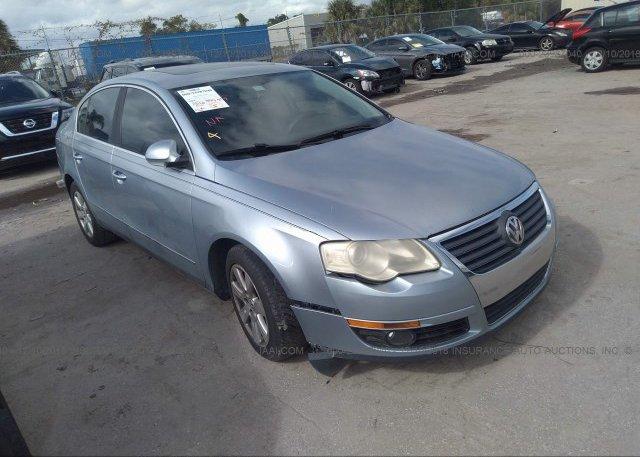 Inventory #256312050 2006 Volkswagen Passat