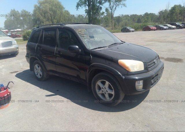 Inventory #756366358 2003 Toyota RAV4