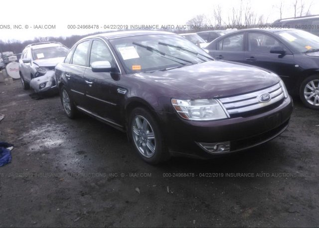 Inventory #597620556 2009 FORD TAURUS