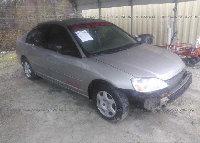 Inventory #505578063 2002 Honda CIVIC