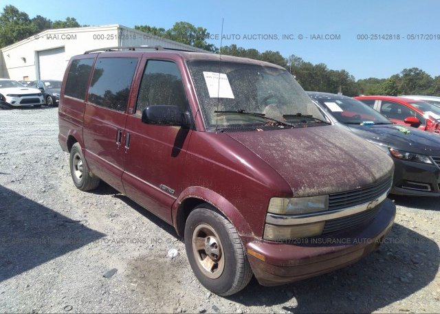 Inventory #126235842 2002 Chevrolet ASTRO