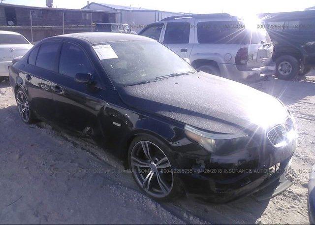 Inventory #325886630 2007 BMW 530
