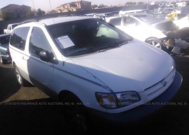 Inventory #141285405 1999 Toyota SIENNA