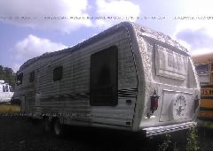 1987 CARRIAGE 5TH WHEEL 32 - 16F62BHR1H1008018 [Angle] View