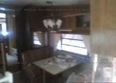 1987 CARRIAGE 5TH WHEEL 32 - 16F62BHR1H1008018 front view