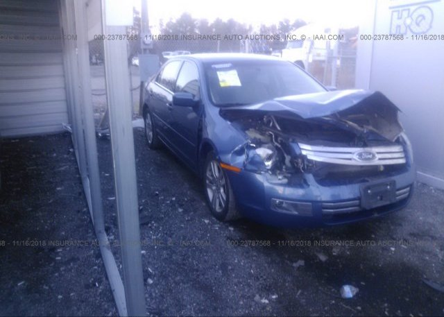 Inventory #255487204 2009 FORD FUSION
