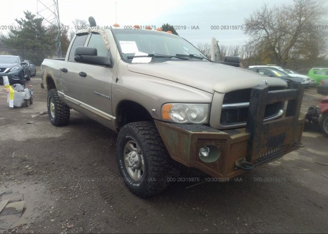 Inventory #601875692 2003 Dodge RAM 3500