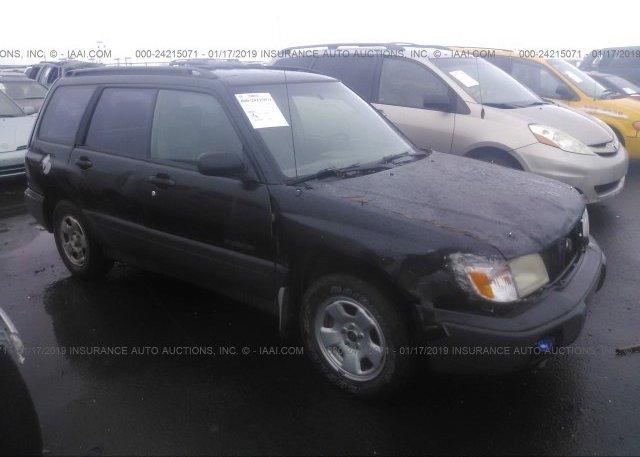 Inventory #445198473 1998 Subaru FORESTER