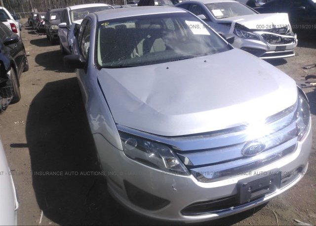 Inventory #199591861 2010 FORD FUSION
