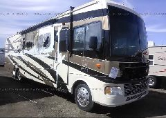 2008 WORKHORSE CUSTOM CHASSIS MOTORHOME CHASSIS