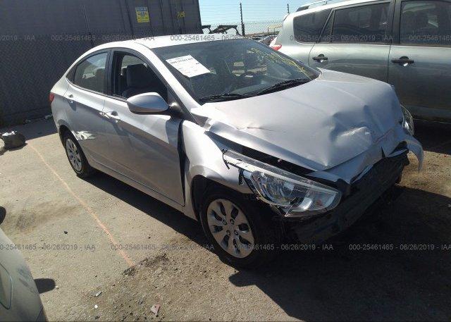 Inventory #450225930 2015 Hyundai ACCENT