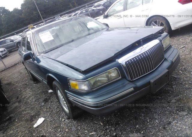 1lnhm81w2yy890910 Clear White Lincoln Town Car At Shirley Ma On