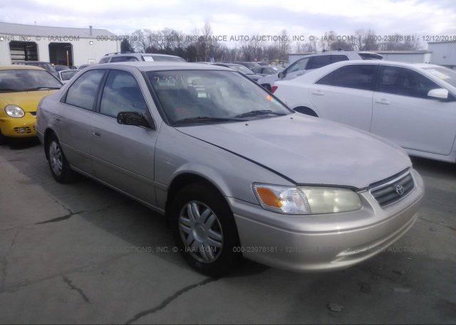 Inventory #203820138 2001 Toyota CAMRY