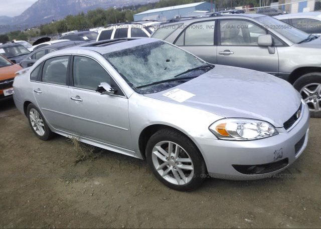 Inventory #296867860 2016 Chevrolet IMPALA LIMITED