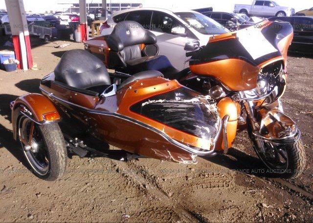 Inventory #891579680 2008 Harley-davidson FLHTCUI