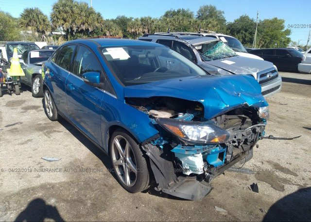 Inventory #974135184 2013 FORD FOCUS