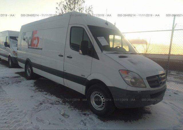Inventory #521990511 2012 Mercedes-benz SPRINTER