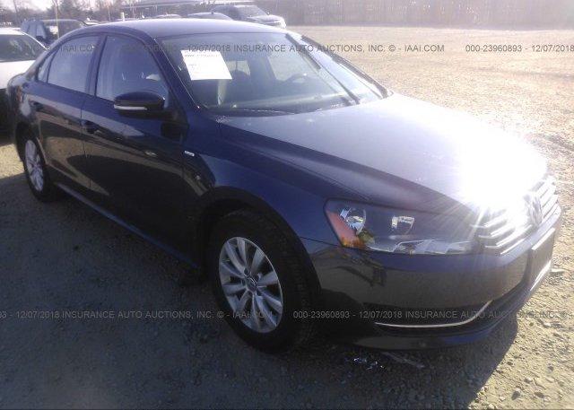 Inventory #829892185 2014 Volkswagen PASSAT