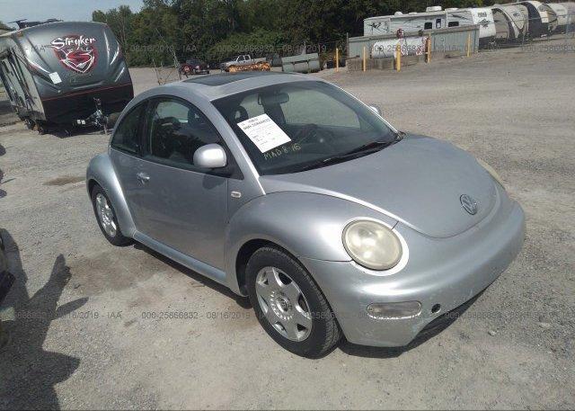 Inventory #136686455 1999 Volkswagen NEW BEETLE
