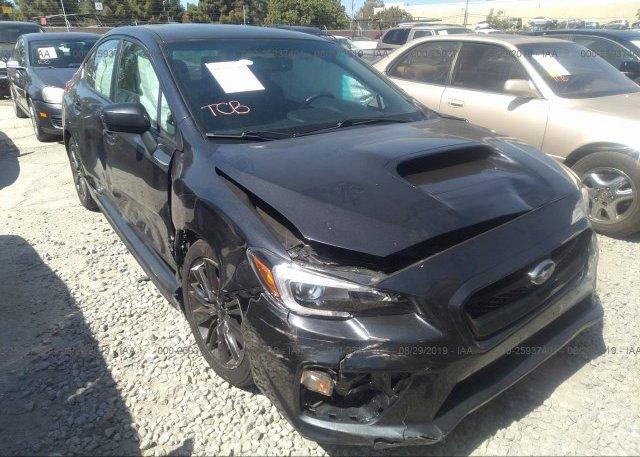 Inventory #253576120 2015 Subaru WRX