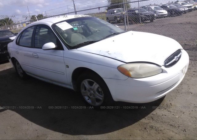 Inventory #159579152 2000 FORD TAURUS
