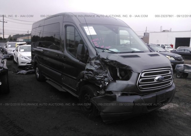 Inventory #652056115 2016 FORD TRANSIT