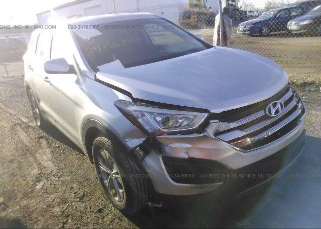 Inventory #792578006 2016 Hyundai SANTA FE SPORT