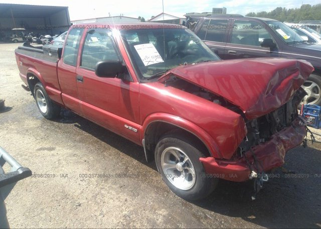 Inventory #703140775 2000 Chevrolet S TRUCK