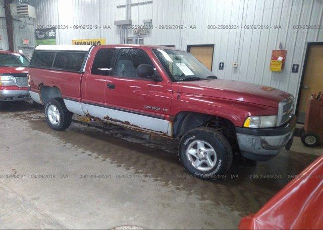 Inventory #980388861 1999 Dodge RAM 1500