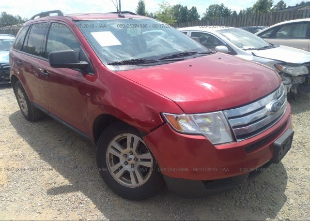 Inventory #739352216 2010 FORD EDGE