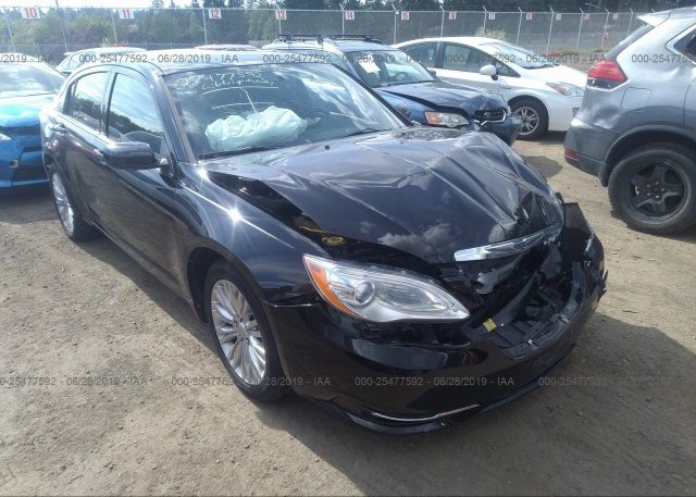 Inventory #366163676 2012 Chrysler 200