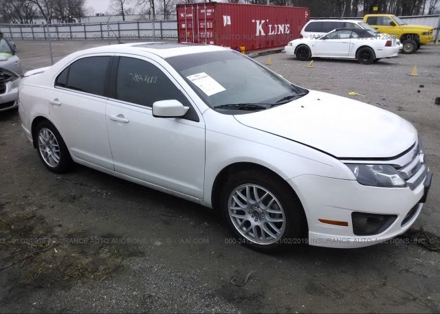 Inventory #356457572 2010 FORD FUSION