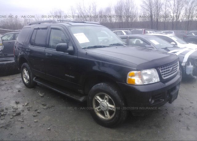 Inventory #615808698 2005 FORD EXPLORER