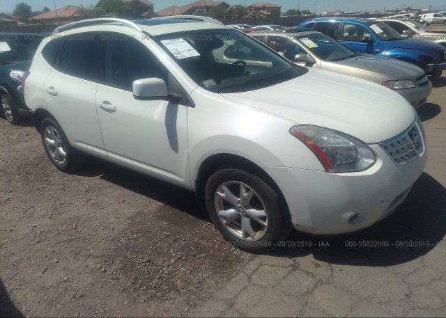 Inventory #496279055 2009 Nissan ROGUE