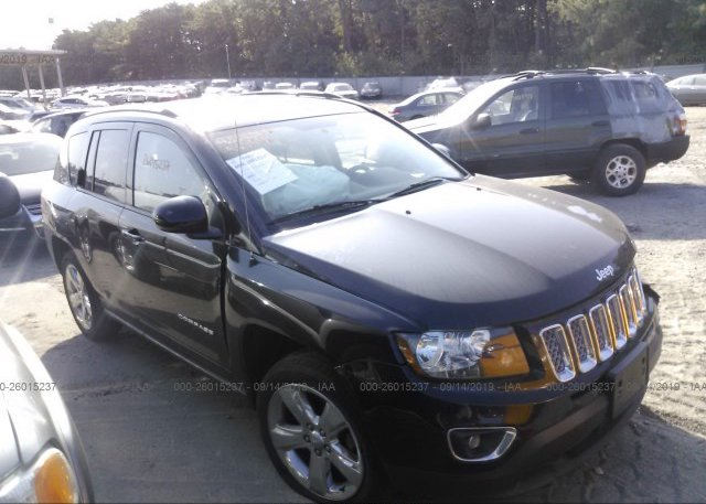 Inventory #994989097 2015 JEEP COMPASS