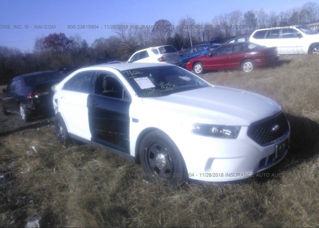 Inventory #425037117 2017 FORD TAURUS