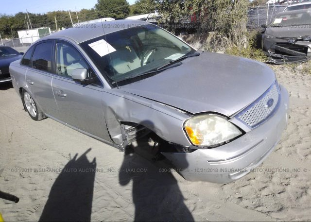 Inventory #850672771 2007 FORD FIVE HUNDRED