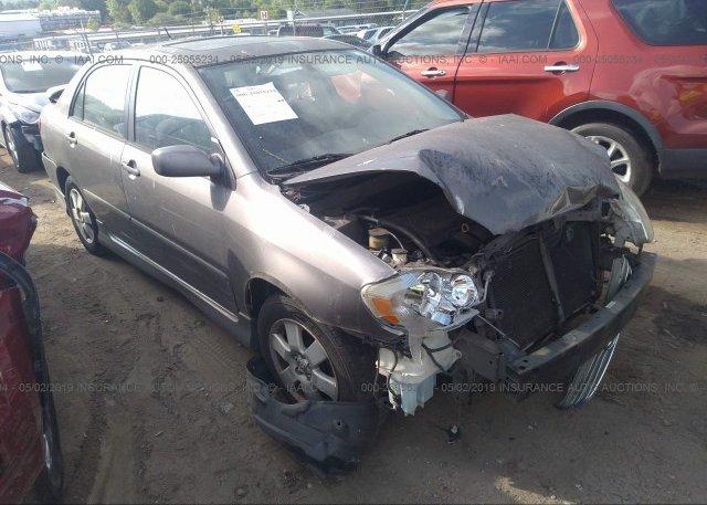 Inventory #769953481 2003 Toyota COROLLA