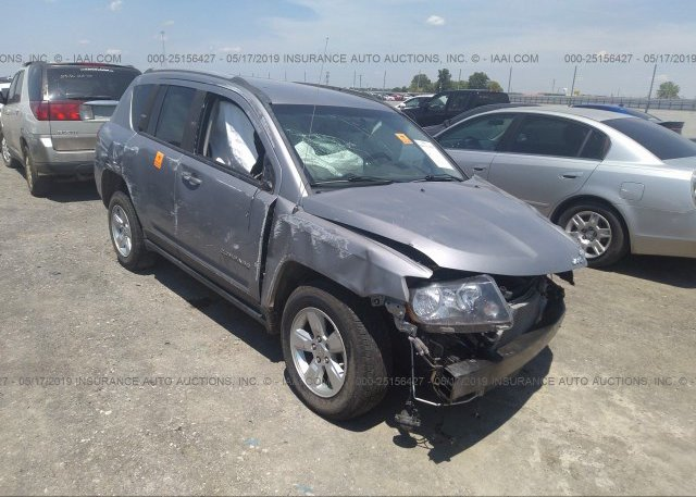 Inventory #550310643 2016 JEEP COMPASS