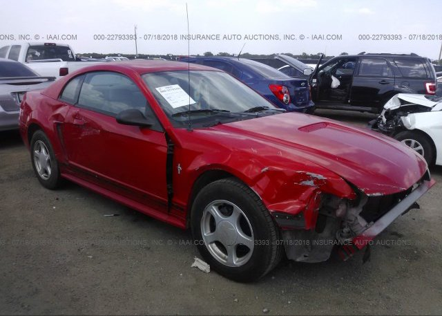 Inventory #386160857 2002 FORD MUSTANG