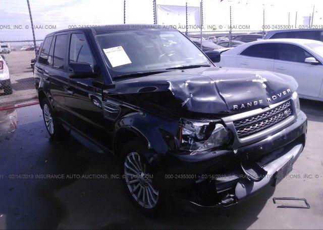 Inventory #551225002 2011 Land Rover RANGE ROVER SPORT