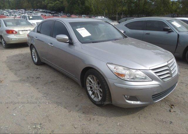 Inventory #783818791 2011 Hyundai GENESIS