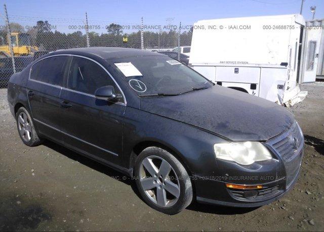 Inventory #553229544 2009 Volkswagen PASSAT