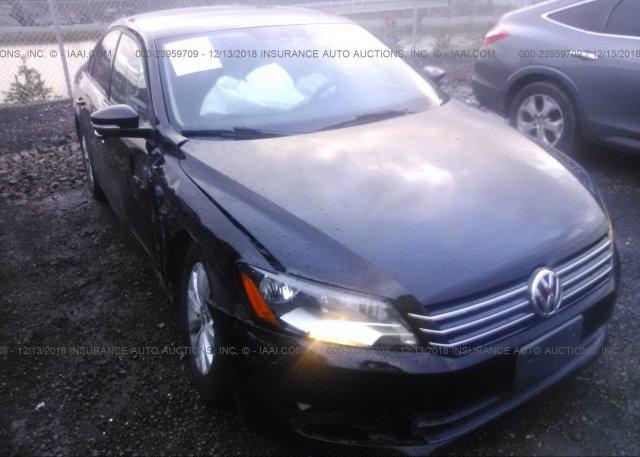 Inventory #186100748 2013 Volkswagen PASSAT